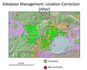 Database Management: Location Correction (After)