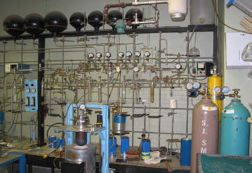 lithium-CO2 reaction line