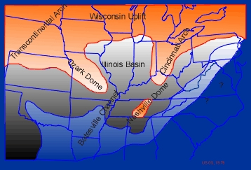 the geologic history of the illinois basin