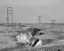 Erosion in White County, Illinois – 1937