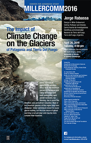 The Impact of Climate Change on the Glaciers Cover
