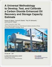 Cover of Circular 591: A Universal Methodology to Develop, Test, and Calibrate a Carbon Dioxide Enhanced Oil Recovery and Storage Capacity Estimate