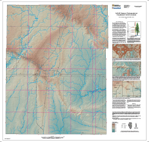 Illinois State Geological Survey Lidar Surface Topography Of