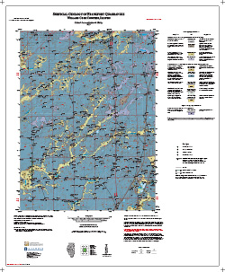 Illinois State Geological Survey Surficial Geology Of Frankfort - Illinois state geological survey