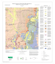 New Athens West Surficial Map