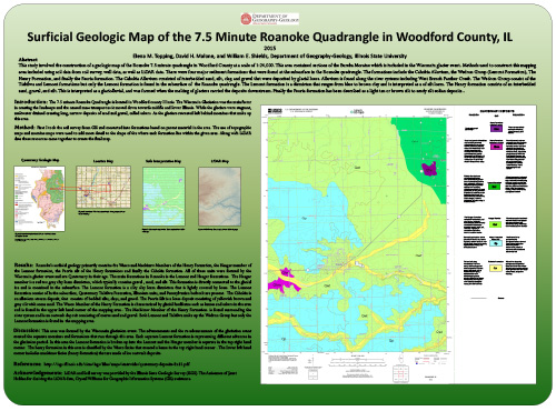 "54"" x 40"" sheet, includes map, legend, 4 figures, and descriptive text.  Map is available for download only. This map has not been reviewed by the Illinois State Geological Survey and does not necessarily conform to the usual style and standards for ISGS publications."
