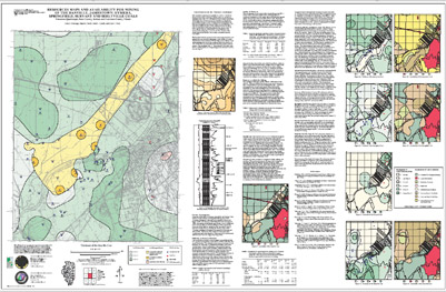 Knox County Indiana Map.Illinois State Geological Survey Resources Maps And Availability For