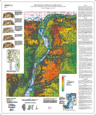 Drift Thickness of the Middle Illinois River Valley