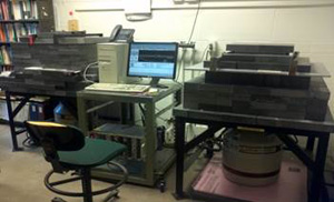 ISGS Gamma Spectrometry Lab