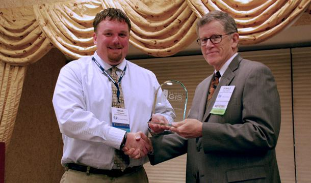 E. Donald McKay III Presented the Dahlberg Distinguished Achievement Award