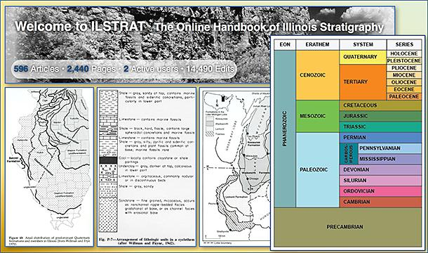 ILSTRAT is a valuable new resource for understanding the geology of Illinois