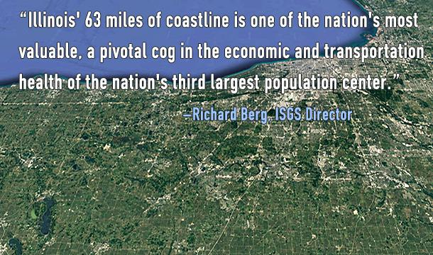Illinois' 63 miles of coastline is one of the nation's most valuable, a pivotal cog in the economic and transportation health of the nation's third largest population center.