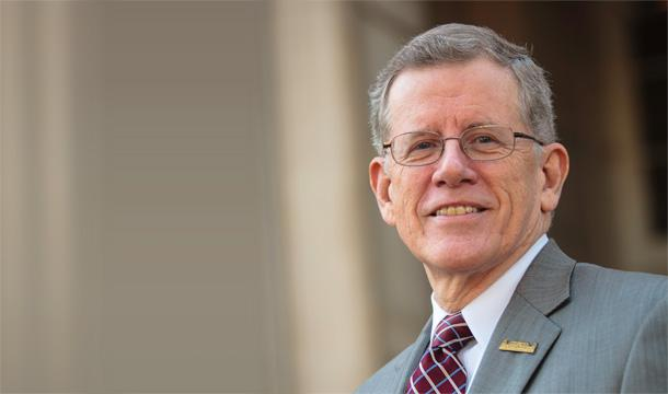 Dr. E. Donald McKay III, former Director of the Illinois State Geological Survey (ISGS)